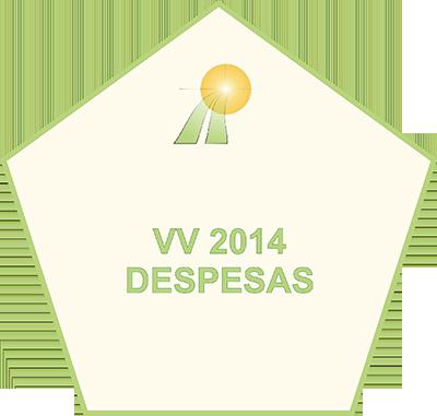 VV2014 DESPESAS