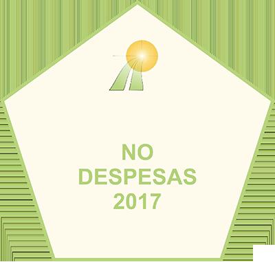NO DESPESAS