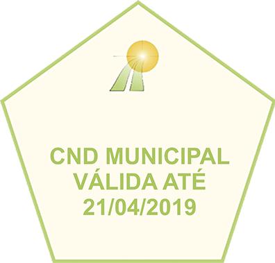 cnd municipal 2019