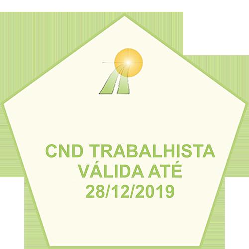 cnd trabalhista